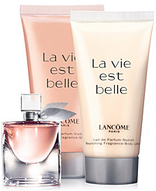 GET MORE Choose your Free Skincare or Fragrance Trio with any $75 Lancôme purchase, up to a $200 Value!