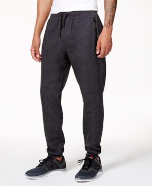 Id Ideology Men's Cotton Fleece Jogger Pants, Created for Macy's