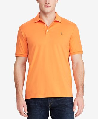 Polo Ralph Lauren Men's Classic-Fit Soft Touch Polo