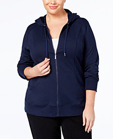 Style & Co Plus Size Hoodie, Created for Macy's