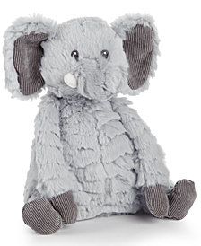 "First Impressions 8"" Plush Elephant, Baby Boys & Girls, Created for Macy's"