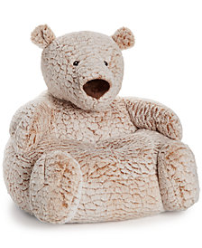 First Impressions Plush Bear Chair, Baby Boys & Girls, Created for Macy's
