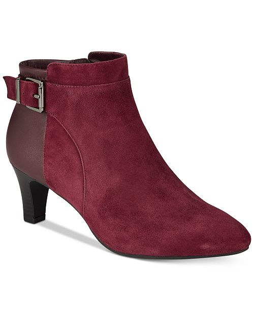 310257fd9123 ... Created for Macy s  Alfani Women s Step  N Flex Viollet Ankle Booties