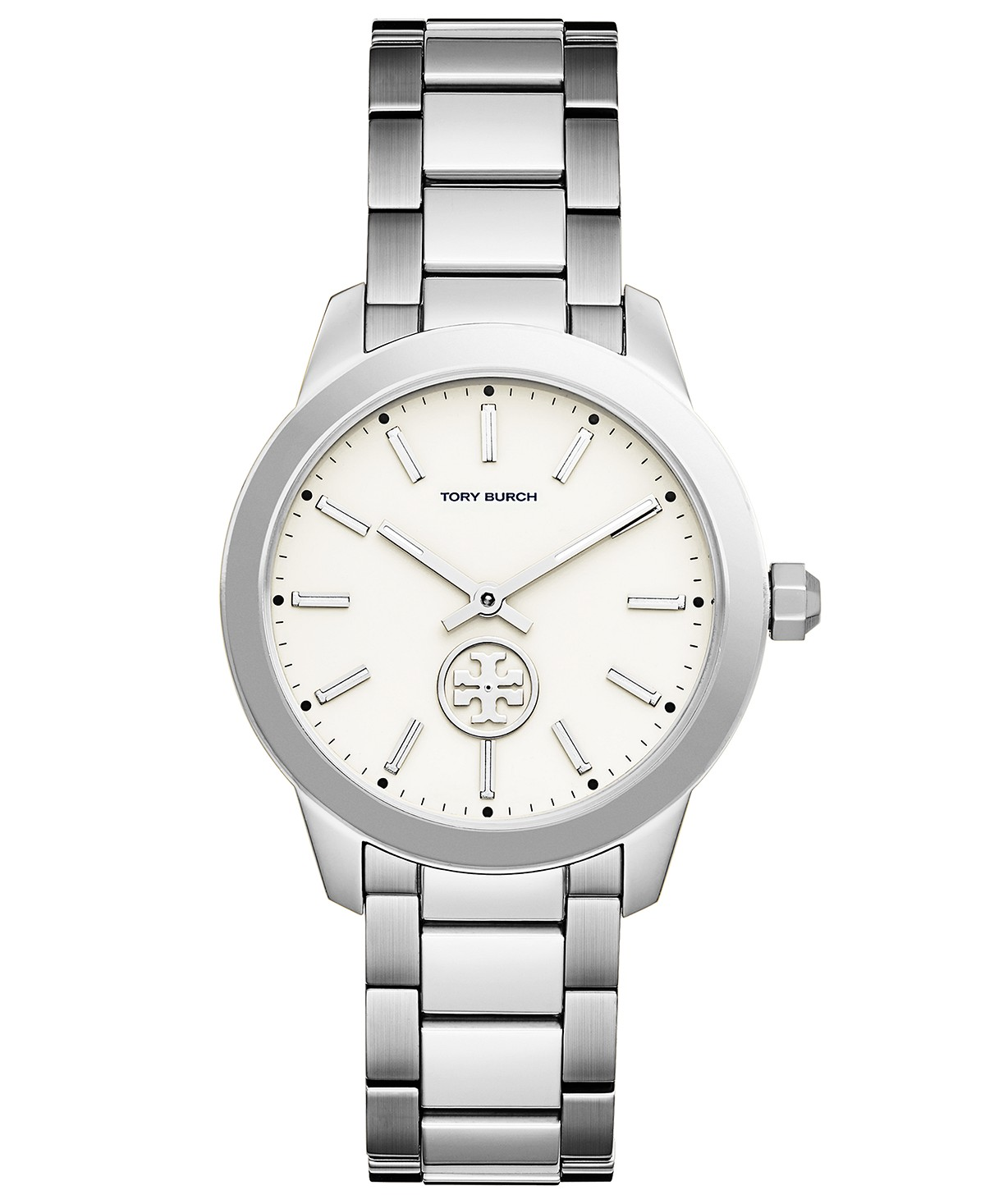 Collins Stainless Steel Bracelet Watch  <table align='center'> <tr><th>Size:38mm</th></tr><tr><td>$275.00</td></tr></table>