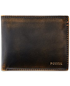 Men's Wade Bifold Leather Wallet