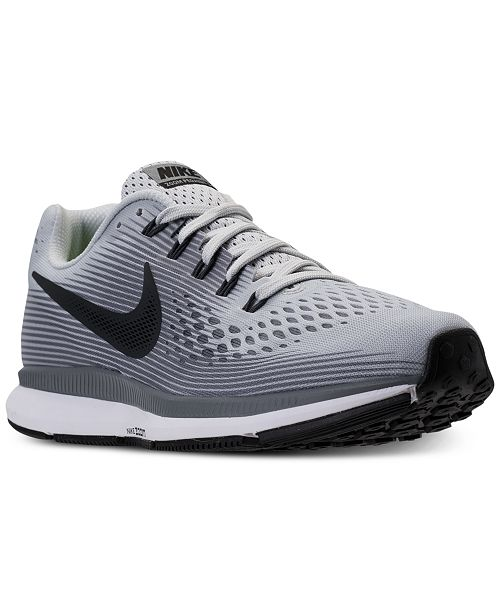 ... Nike Men s Air Zoom Pegasus 34 Running Sneakers from Finish Line ... 0dec57ab25a7
