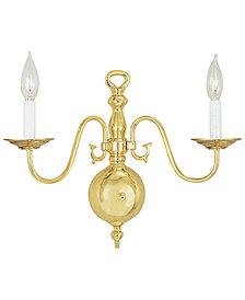 Livex Williamsburg Sconce Light