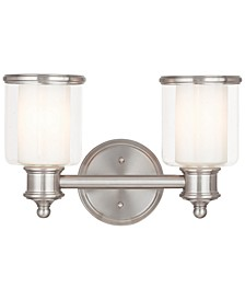 Middlebush Vanity Light