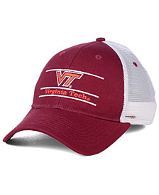 Game Virginia Tech Hokies Mesh Bar Cap