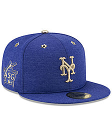 New Era Boys' New York Mets 2017 All Star Game Patch 59FIFTY Fitted Cap