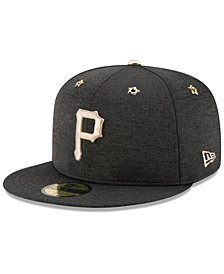New Era Boys' Pittsburgh Pirates 2017 All Star Game Patch 59FIFTY Fitted Cap
