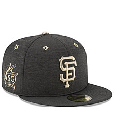 New Era Boys' San Francisco Giants 2017 All Star Game Patch 59FIFTY Fitted Cap