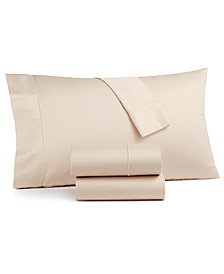 Charter Club Sleep Luxe 4-Pc. Solid King Extra Deep Pocket Sheet Set, 800 Thread Count 100% Cotton, Created for Macy's