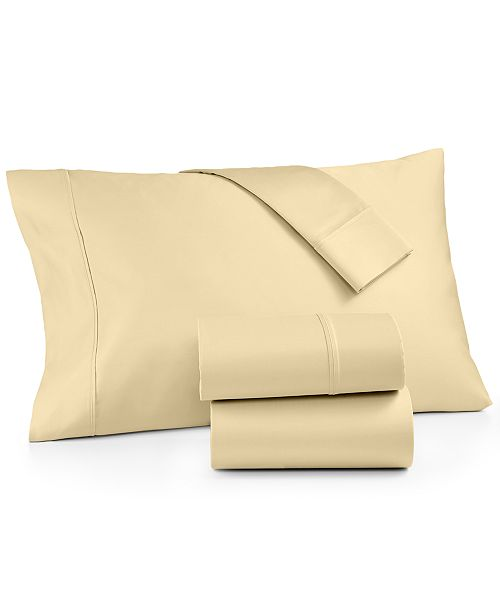 AQ Textiles CLOSEOUT! Devon 4-Pc. Queen Sheet Set, 900 Thread Count, Created for Macy's