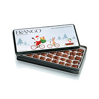 Frango 45 Piece Milk Mint Annual Collectible Tin Chocolates