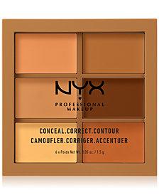 NYX Professional Makeup Conceal Correct Contour Palette Deep