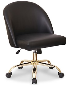Layton Mid Back Office Chair, Quick Ship