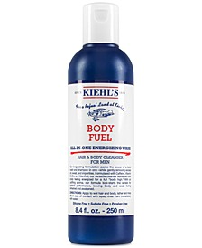 Body Fuel All-In-One Energizing Wash, 8.4-oz.