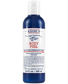 Kiehl's Since 1851 Body Fuel All-In-One Energizing Wash, 8.4-oz.