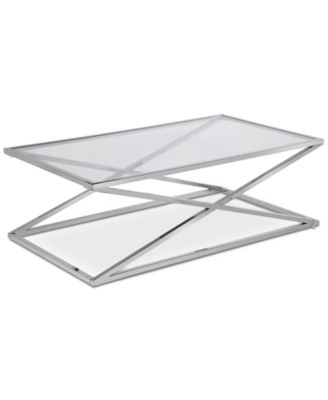 Stylo Rectangle Coffee Table, Created for Macy's