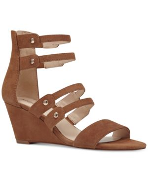 Nine West Willison Wedge Sandals Women