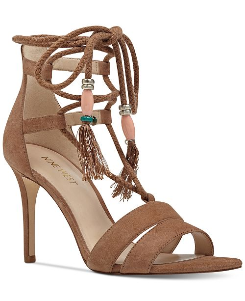 19efccdb0 Nine West Mangalara Dress Sandals   Reviews - Sandals   Flip ...