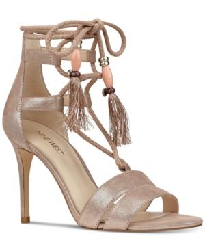Nine West Mangalara Dress Sandals Women