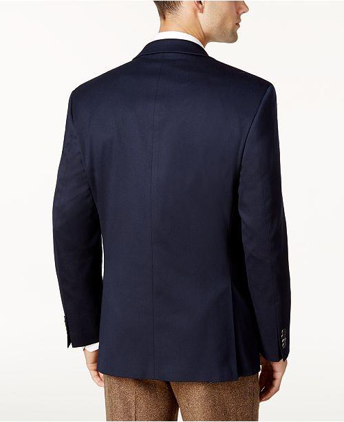 c77c04cc ... Michael Kors Michael Kors Men's Classic-Fit Stretch Performance Blazer  ...
