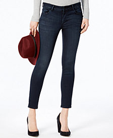 DL1961 Coco Mid Rise Curvy Ankle Skinny Jeans