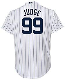 Aaron Judge New York Yankees Player Replica CB Jersey, Big Boys (8-20)