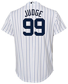Majestic Aaron Judge New York Yankees Player Replica CB Jersey, Big Boys (8-20)