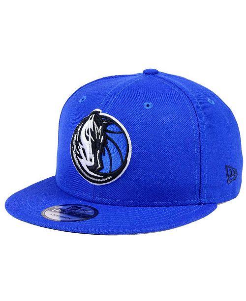 6648d01261d2a ... New Era Dallas Mavericks Solid Alternate 9FIFTY Snapback Cap ...