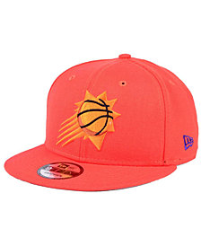 New Era Phoenix Suns Solid Alternate 9FIFTY Snapback Cap
