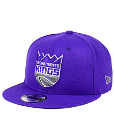 New Era Sacramento Kings Solid Alternate 9FIFTY Snapback Cap