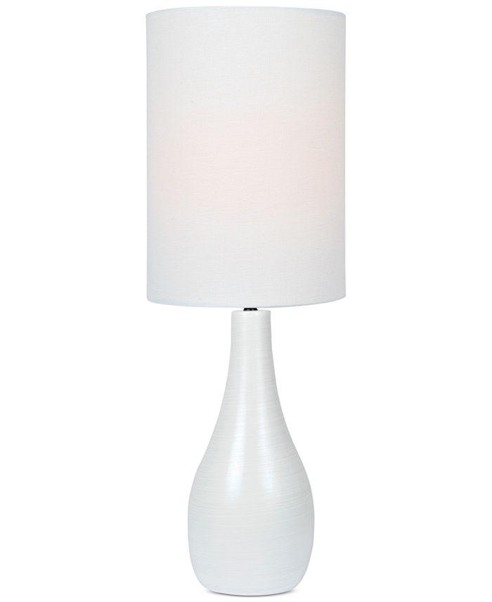 """Lite Source - Quatro 31"""" Ceramic Table Lamp"""