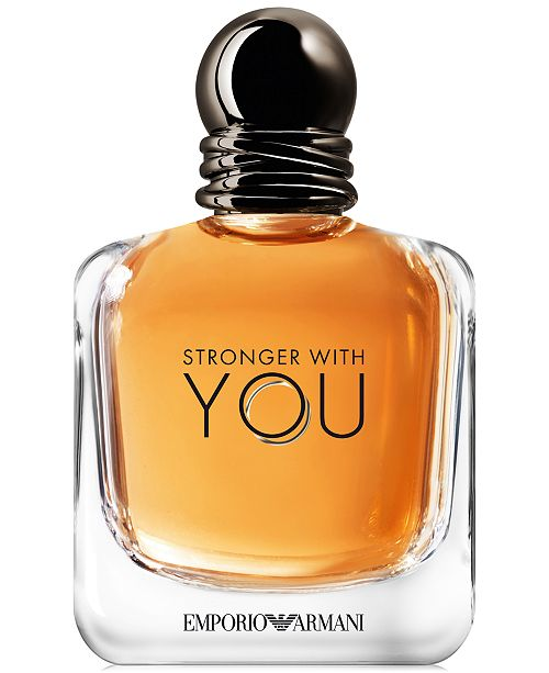 Stronger With You Eau de Toilette Spray, 3.4 oz.