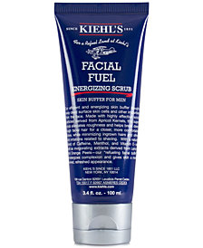 Kiehl's Since 1851 Facial Fuel Energizing Scrub, 3.4-oz.