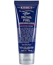 Kiehl's Since 1851 Facial Fuel Energizing Scrub, 3.4-oz.