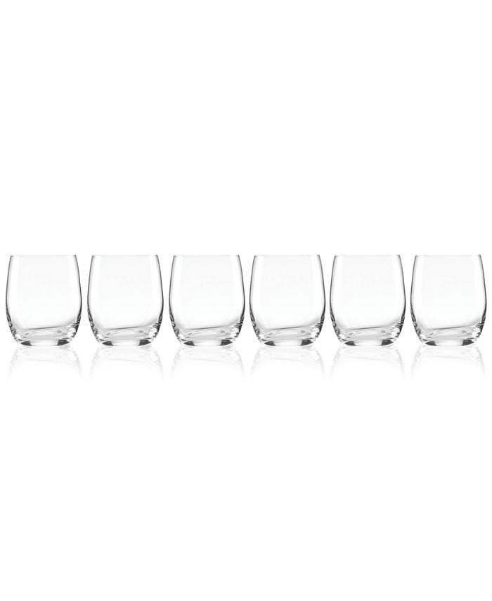Lenox - Tuscany Classics 6-Pc. Double Old Fashioned Glass Set