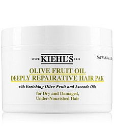Olive Fruit Oil Deeply Repairative Hair Pak, 8.4-oz.