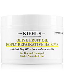 Kiehl's Since 1851 Olive Fruit Oil Deeply Repairative Hair Pak, 8.4-oz.