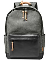 Fossil Men's Defender Backpack