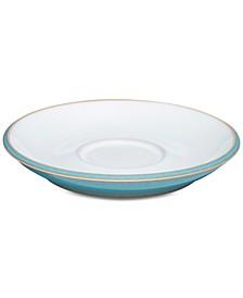 Dinnerware, Azure Saucer