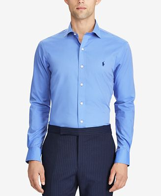 Polo Ralph Lauren Men's Slim-Fit Non-Iron Shirt