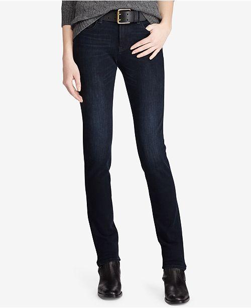 e314fa7e0c Polo Ralph Lauren Tompkins Skinny Jeans & Reviews - Jeans - Women ...