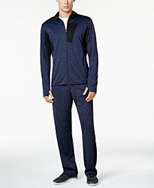 Men's Track Jacket & Pants, Created for Macy's