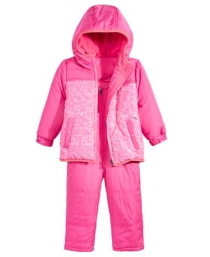 Hawke  Co Outfitter 2Pc Snowsuit Little Girls (46X)