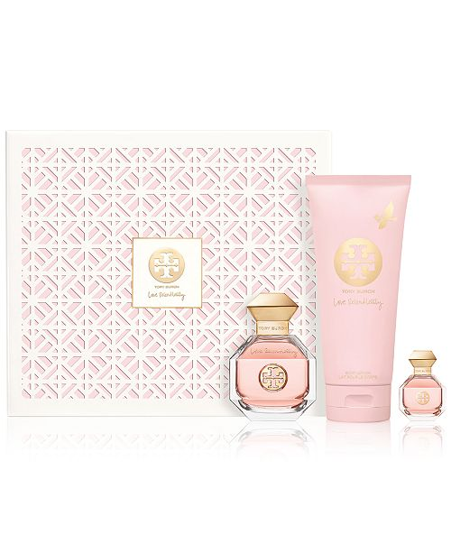 Tory Burch 3 Pc Love Relentlessly Gift Set All Perfume Beauty