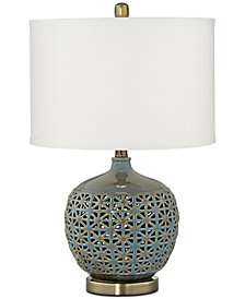 Pacific Coast Cactus Cove Table Lamp