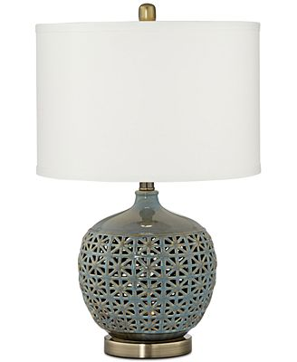 Pacific Coast Cactus Cove Table Lamp Lighting Lamps Home Macy S